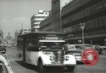 Image of traffic on streets Mexico City Mexico, 1944, second 2 stock footage video 65675063455