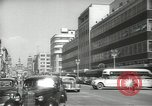 Image of traffic on streets Mexico City Mexico, 1944, second 11 stock footage video 65675063455