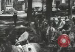 Image of ongoing parade Mexico City Mexico, 1944, second 8 stock footage video 65675063456
