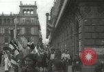 Image of Mexican civilians Mexico City Mexico, 1944, second 1 stock footage video 65675063461