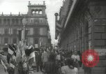 Image of Mexican civilians Mexico City Mexico, 1944, second 4 stock footage video 65675063461