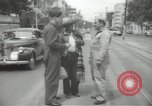 Image of United States officers Mexico City Mexico, 1944, second 7 stock footage video 65675063463