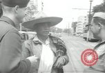 Image of United States officers Mexico City Mexico, 1944, second 8 stock footage video 65675063463