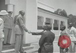 Image of Congolese officials Congo, 1942, second 12 stock footage video 65675063474