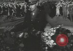 Image of war memorial Europe, 1942, second 11 stock footage video 65675063475
