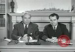 Image of Vice President Richard Nixon United States USA, 1954, second 7 stock footage video 65675063490