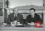 Image of Vice President Richard Nixon United States USA, 1954, second 8 stock footage video 65675063490