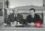 Image of Vice President Richard Nixon United States USA, 1954, second 9 stock footage video 65675063490