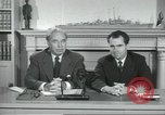 Image of Vice President Richard Nixon United States USA, 1954, second 10 stock footage video 65675063490