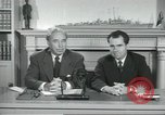 Image of Vice President Richard Nixon United States USA, 1954, second 11 stock footage video 65675063490