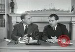 Image of Vice President Richard Nixon United States USA, 1954, second 12 stock footage video 65675063490