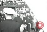 Image of USS Nautilus SSN-571 commissioning Groton Connecticut United States USA, 1954, second 2 stock footage video 65675063493