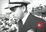 Image of USS Nautilus commissioning Groton Connecticut United States USA, 1954, second 4 stock footage video 65675063493