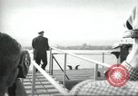 Image of USS Nautilus commissioning Groton Connecticut United States USA, 1954, second 11 stock footage video 65675063493