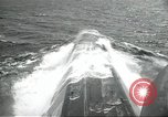 Image of USS Nautilus in sea trials United States USA, 1954, second 6 stock footage video 65675063501