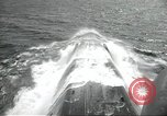 Image of USS Nautilus in sea trials United States USA, 1954, second 7 stock footage video 65675063501
