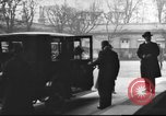 Image of dignitaries Paris France, 1919, second 9 stock footage video 65675063512