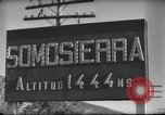 Image of Spanish soldiers in civil war Somosierra Spain, 1936, second 2 stock footage video 65675063519
