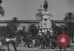 Image of Soldiers training at beginning of Spanish revolution  Sevilla Spain, 1936, second 12 stock footage video 65675063520