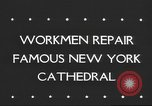 Image of Saint Patrick's Cathedral New York United States USA, 1945, second 6 stock footage video 65675063524