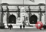 Image of Arthur Balfour Washington DC USA, 1917, second 12 stock footage video 65675063530