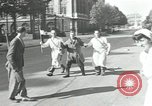 Image of French Red Cross members Paris France, 1944, second 12 stock footage video 65675063534