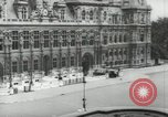 Image of French Liberation Paris France, 1944, second 8 stock footage video 65675063546