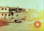 Image of burning vehicles Germany, 1945, second 3 stock footage video 65675063556