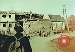 Image of burning vehicles Germany, 1945, second 8 stock footage video 65675063556