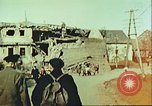 Image of burning vehicles Germany, 1945, second 9 stock footage video 65675063556