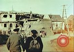 Image of burning vehicles Germany, 1945, second 10 stock footage video 65675063556