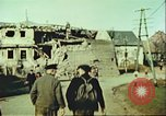 Image of burning vehicles Germany, 1945, second 11 stock footage video 65675063556