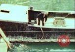 Image of German barge Germany, 1945, second 1 stock footage video 65675063563