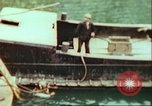 Image of German barge Germany, 1945, second 5 stock footage video 65675063563