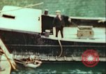 Image of German barge Germany, 1945, second 6 stock footage video 65675063563