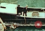 Image of German barge Germany, 1945, second 8 stock footage video 65675063563