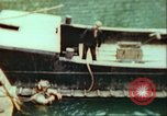 Image of German barge Germany, 1945, second 11 stock footage video 65675063563