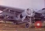 Image of wrecked German airplanes Paris France, 1945, second 4 stock footage video 65675063573