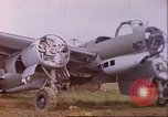 Image of wrecked German airplanes Paris France, 1945, second 6 stock footage video 65675063573