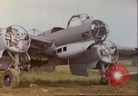 Image of wrecked German airplanes Paris France, 1945, second 7 stock footage video 65675063573