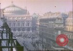 Image of Paris Opera House Paris France, 1945, second 1 stock footage video 65675063574