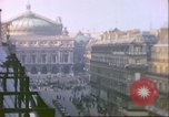 Image of Paris Opera House Paris France, 1945, second 2 stock footage video 65675063574