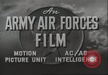 Image of 8th Fighter Air Force Command Europe, 1944, second 12 stock footage video 65675063585