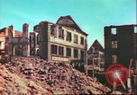 Image of bomb damaged building Wurzburg Germany, 1945, second 7 stock footage video 65675063593