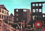 Image of bomb damaged building Wurzburg Germany, 1945, second 12 stock footage video 65675063593