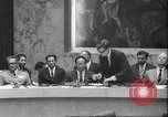 Image of Dutch-Indonesian Pact New Guinea, 1962, second 8 stock footage video 65675063615