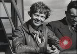 Image of Amelia Earhart Pacific Ocean, 1937, second 6 stock footage video 65675063617