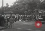 Image of steel strikers Johnstown Pennsylvania USA, 1937, second 10 stock footage video 65675063621