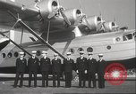 Image of Pan American Clipper New York United States USA, 1937, second 4 stock footage video 65675063625