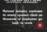 Image of American workers United States USA, 1932, second 9 stock footage video 65675063637